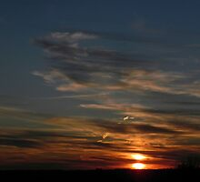 The Fall Sunset of 2011 by bannercgtl10