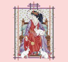The Tarot Empress Kids Tee