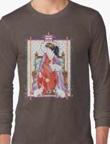 The Tarot Empress Long Sleeve T-Shirt