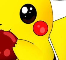 pikachu pokemon Sticker