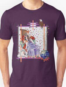 The Tarot Emperor Unisex T-Shirt