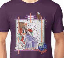 The Tarot Emperor Unisex T-Shirt