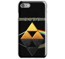 Dark Side of the Triforce iPhone Case/Skin