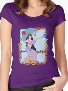 The Tarot Magician Women's Fitted Scoop T-Shirt