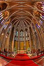St John&#x27;s Cathedral  Brisbane  Australia by William Bullimore