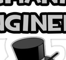 Mechanical Engineer - Not A Magician Sticker