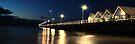 Busselton Jetty - Night by Richard Owen