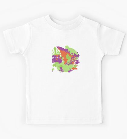 King Of Cosmos And Son: Intergalactic Movers Kids Tee