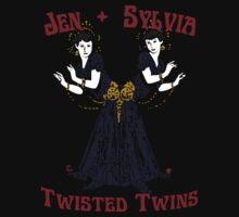 Twisted Victorian Twins by Studio Number Six