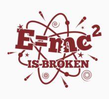 E=mc2 is broken - Light by destinysagent