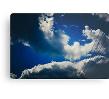 Powers inline and outside the divine shines Metal Print