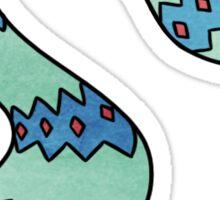 Bundle Up Sticker