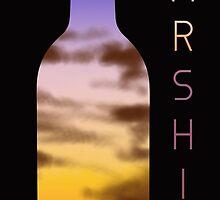 Warshiner Bottle by lurx