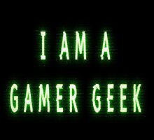 Gamer Geek Glitches by MythicFX