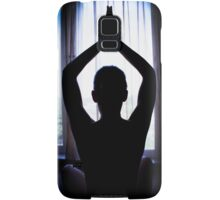 Yoga, meditation, relax. Samsung Galaxy Case/Skin
