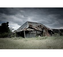 The global financial crisis - need a new house #1 Photographic Print