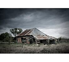 The global financial crisis - need a new house #3 Photographic Print