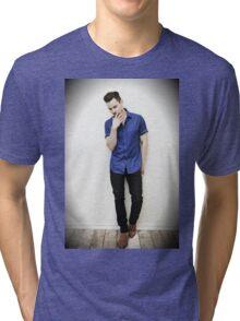 Matt Bomer Tri-blend T-Shirt