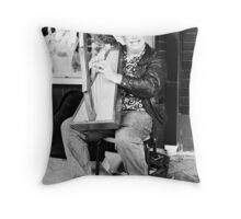 Harpo !! Throw Pillow