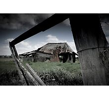 The global financial crisis - need a new house #4 Photographic Print