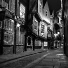 The Shambles, York: 2 by Mat Robinson