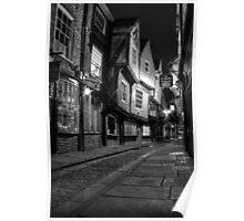 The Shambles, York: 2 Poster