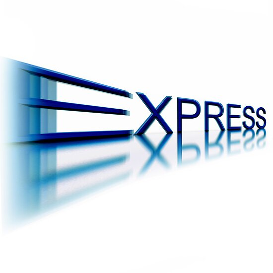 Express - Photoshop Render by me by Nasko .