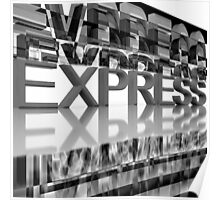 Express - Photoshop Render by me Poster