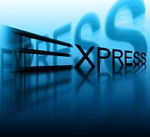 Express - Photoshop Render by me by Nasko .