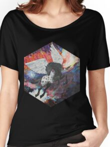 Tenacious painting - 2013 Women's Relaxed Fit T-Shirt