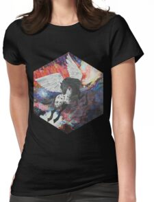 Tenacious painting - 2013 Womens Fitted T-Shirt