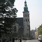 St Andrew's church in Krakow by machka