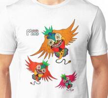Three flying weird things Unisex T-Shirt