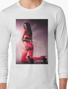 Showgirl Long Sleeve T-Shirt
