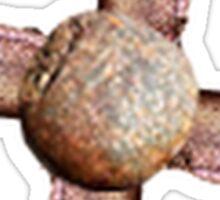 Crab Star Sticker