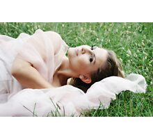 THE LONELY BRIDE SESSION IV Photographic Print
