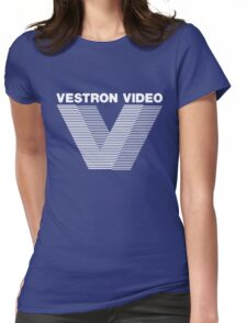 Vestron Womens Fitted T-Shirt