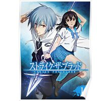Strike The Blood Poster