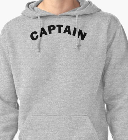 Captain  Pullover Hoodie