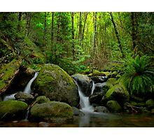 Set Apart ~ Upper Canyon Creek ~ Photographic Print