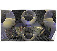 Cubed Spacewarp CV4 Poster