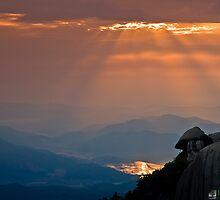 Tai Mu Shan, Fujian by plgphotx