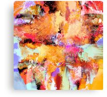 Proximity Effect Canvas Print