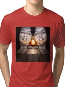 Whispers From The Great Divide Tri-blend T-Shirt