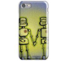 L(ove) E(mitting) D(roids) iPhone Case/Skin