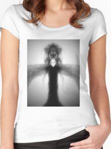 locust girl Women's Fitted Scoop T-Shirt