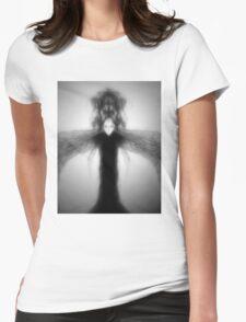 locust girl Womens Fitted T-Shirt