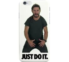 Shia LaBeouf - Just Do It iPhone Case/Skin