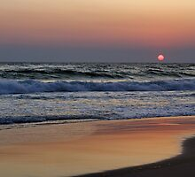September Sunset by Sandy Keeton