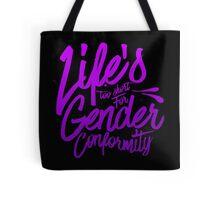 Gender Conformity Tote Bag